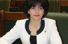 Senatorul Doina Federovici: TVA la apă 9%, impozit pe dividende 5%!