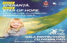 """Trupa Proconsul și Irina Păcurariu susține campania socială """"Există Speranță. Există Star of Hope"""""""