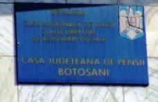 Casa de Pensii a închis temporar cabinetul de expertiză din Botoșani. Oamenii sunt redirecționați către cabinetul din Dorohoi
