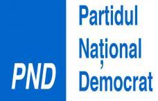 COMUNICAT PND: Desemnarea lui Dacian Cioloş, o palmă dată suveranităţii şi independenţei României