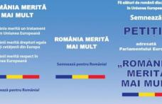 """Petiția botoșănenilor:""""România merită mai mult"""", intră în investigații suplimentare în Parlamentul European"""