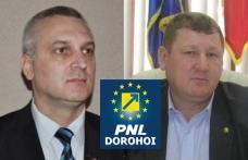 Comunicat PNL Dorohoi: Ne dezicem total de Topalagă, Săcălianu şi Molociniuc. Folosesc abuziv numele şi sigla partidului