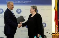 Viceprim-ministrul Vasile Dîncu a preluat mandatul de ministru al dezvoltării regionale şi administraţiei publice