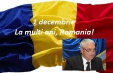 """Prefectul invită botoşănenii la festivităţile ocazionate de """"Ziua Naţională a României"""""""