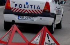 Accident rutier soldat cu avarii din cauza alcolului
