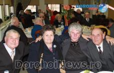 """""""Nunta de aur 2015"""": Peste 45 de cupluri sărbătorite de Primăria Municipiului Dorohoi - FOTO"""
