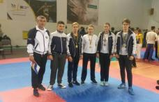 Dorohoieni medaliați la Campionatul național WKF