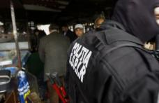 Razie desfăşurată în mai multe localităţi de poliţişti din cadrul Serviciului de Investigare a Fraudelor.