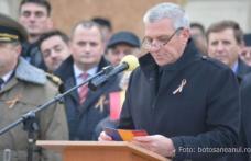 Mesajul prefectului Costică Macaleţi de Ziua Naţională a României