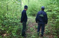 Contrabandişti de ţigări reţinuţi de poliţiştii de frontieră cu focuri de armă
