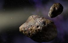 Un asteroid uriaș va trece la foarte mică distanță pe lângă Pământ