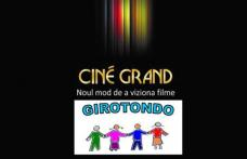 Asociația Il Girotondo în parteneriat cu CineGrand Botoșani a adus zâmbetul pe buze a peste 50 de copii cu situaţii precare
