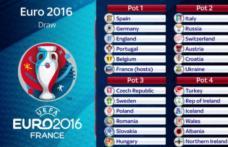 Euro 2016. Tragerea la sorţi. Ne ştim adversarele. Ce onoare pentru noi. Jucăm meciul de deschidere
