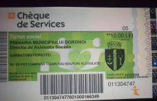 Comunicat DAS Dorohoi privind distribuirea tichetelor sociale