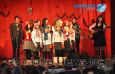 Spectacol organizat de copiii din centrele de plasament din Dorohoi și Pomîrla - FOTO