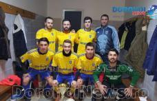 Doi dorohoieni campioni cu echipa UAIC la Cupa Universitară la fotbal - FOTO