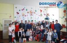 """""""Un dar pentru prietenii noștri"""" - Activitate desfășurată la Grădinița nr.6 Dorohoi - FOTO"""