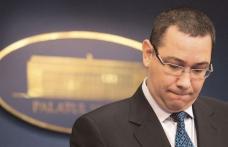 Victor Ponta, declaraţie uluitoare despre demisia din funcţia de premier