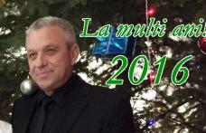 Mesajul prefectului Costică Macaleţi, la cumpăna dintre ani!