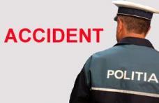 Minor accidentat în zona Grivița din Botoşani