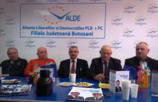 """ALDE Botoşani: """"Întreaga organizaţie a PNL de la Dorohoi a trecut la ALDE"""""""