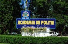 Locurile disponibile la Academia de Poliţie şi şcolile militare
