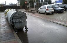 Primim la redacție - Amplasarea tomberoanelor din Cartierul Plevna stârnește nemulțumiri cetățenilor