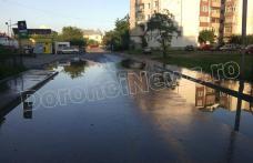 """Primim la redacţie - Asfaltarea străzii Sașa Pană din Dorohoi – """"Așa DA"""" sau """"Așa NU""""? - FOTO"""