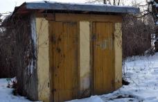 Primim la redacţie - WC-ul existent... nefuncţional - FOTO
