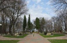 Primim la redacție - Fără parcări auto în Grădina de vară Dorohoi - fostul Parc Aurora