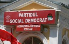 """PSD Botoșani: """"Decalogul de integritate al PNL, un balon de săpun, ca și autostrada promisă de Blaga"""""""