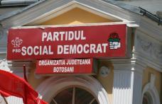 """PSD Botoșani: """"Cătălin Flutur își începe campania cu o minciună şi o culpă morală"""""""
