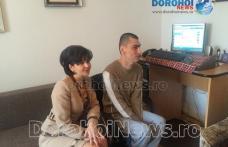 """Senator Doina Federovici: """"Inițiativele tânărului dorohoian Marius Gireadă au ajuns pe masa miniștrilor"""""""