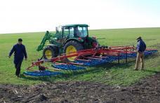 Ovidiu Portariuc îl invită pe  atașatul Ambasadei SUA pe agricultură să discute cu fermierii din Botoșani la ferma pe care o conduce