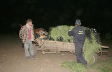 Cei trei contrabandişti de la granița cu R. Moldova au fost arestaţi pentru 29 de zile