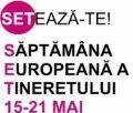 Săptămâna Europeană a Tineretului 15–21 mai