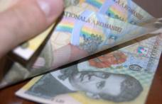 Salariul minim creste la 1.250 lei de la 1 mai