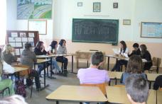 Al. Vlahuță Dorohoi: Liceenii au dezbătut problema consumului de psihoactive