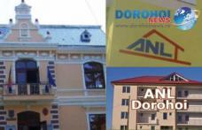 Veste bună pentru dorohoieni: Încep lucrările de construire a 48 de locuințe în regim ANL