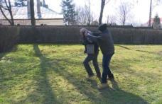 """Incident violent la înmormântarea tatălui Andreei Marin! Fratele """"Zânei"""" a sărit la bătaie!"""