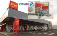 Zonă cu galerii de magazine dezvoltată în apropierea supermarket-ului Penny din Dorohoi. Vezi detalii! - FOTO