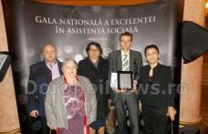 """Un ibăneștean premiat în cadrul """"Galei Naționale a Excelenței în Asistență Socială 2016"""""""