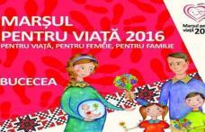 """""""Marșul pentru Viață"""" - Bucecea 2016. Vino și tu! - VIDEO"""