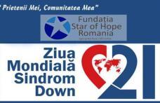 Ziua mondială a Sindromului Down marcată de Fundaţia Star of Hope împreună cu parteneri din Suedia și  prieteni din comunitate - FOTO