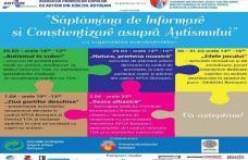 Săptămâna de Informare și Conștientizare asupra Autismului