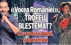 """""""Vocea României"""" trofeu blestemat? Li s-au dus şi banii, şi speranţele - FOTO"""