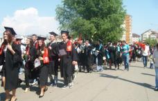 """Curs festiv organizat ieri la Colegiul Naţional """"Grigore Ghica"""" din Dorohoi"""