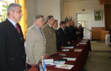 """""""Cultul Eroilor"""" în Adunare generală, cu prefect, parlamentari, profesori şi chitări - FOTO"""