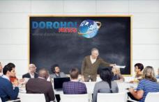 Locuri disponibile la cursurile de formare profesională în județul Botoșani