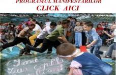 Programul activităților dedicate copiilor din Dorohoi de 1 Iunie
